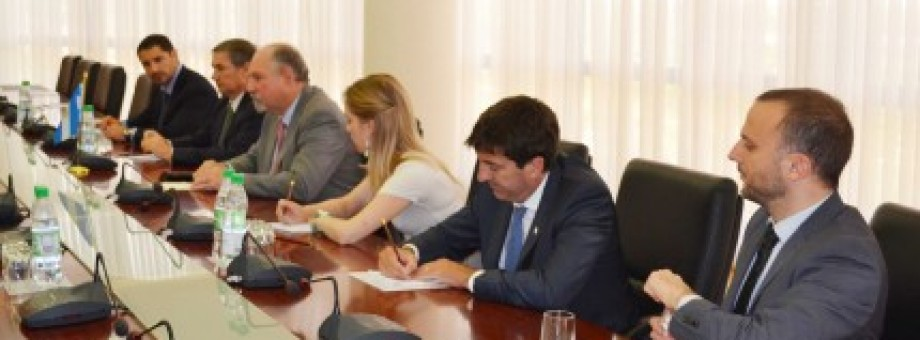 TURKMEN-ARGENTINE COOPERATION ISSUES WERE DISCUSSED IN THE MINISTRY