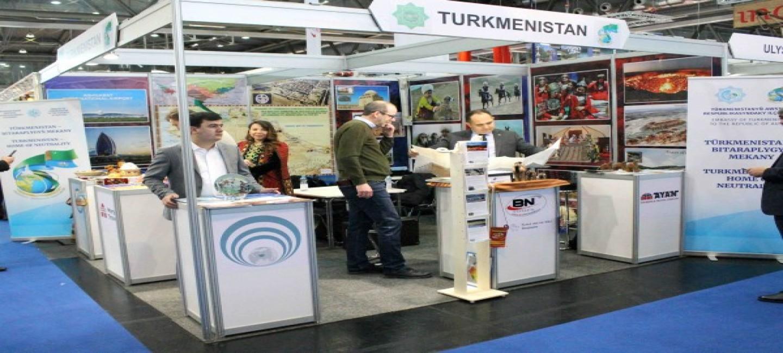 Turkmenistan takes part in the international tourism exhibition in Austria
