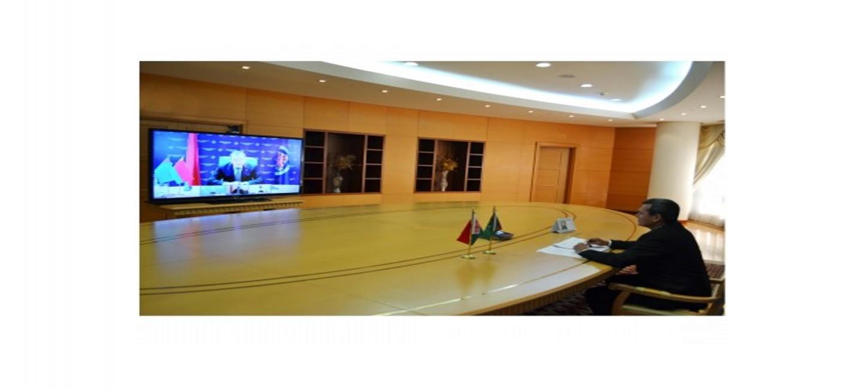 Межмидовские консультации на уровне Министров иностранных дел Туркменистана и Республики Беларусь