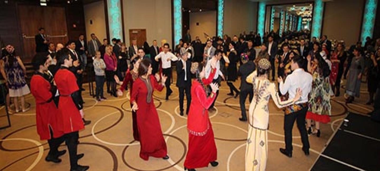 Туркменская диаспора приняла участие в праздновании Новруза в Минске