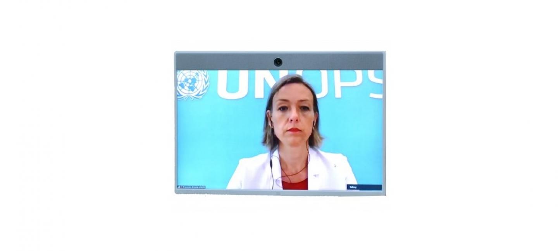 Türkmenistan we ÝUNOPS – Durnukly ösüş maksatlaryna ýetmek üçin hyzmatdaşlygyň täze ugurlary