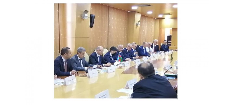 Представители нефтегазового сектора Туркменистана и Азербайджана обсудили перспективы совместной деятельности на Каспии